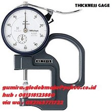 dial thickness gage Alat Ukur Tekanan dan Perlengkapannya