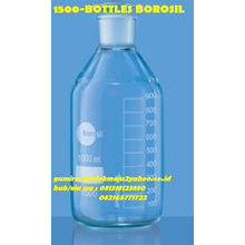1500 Bottles Reagent borosil Alat Laboratorium Umum