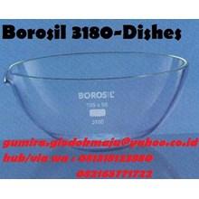 Anand Crystallizing Glass Dish Alat Laboratorium Umum