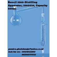 Borosil 3360 Distilling Apparatus 3360024 Capacity 500ml Alat Laboratorium Umum