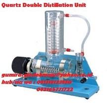 quartz doublebdistalionunit Alat Laboratorium Umum