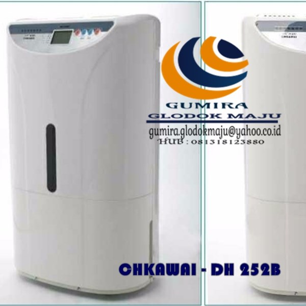 Portable dehumidifier  DH-252B