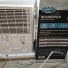 DEHUMIDIFIER PORTABLE  PA 40  1