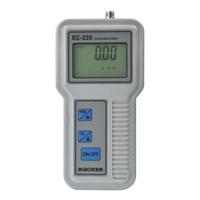 Portable Water Testing Meter EC-220 Cond meter