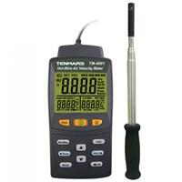 Tenmars TM-4001 Hot-Wire Anemometer Air Velocity Meter