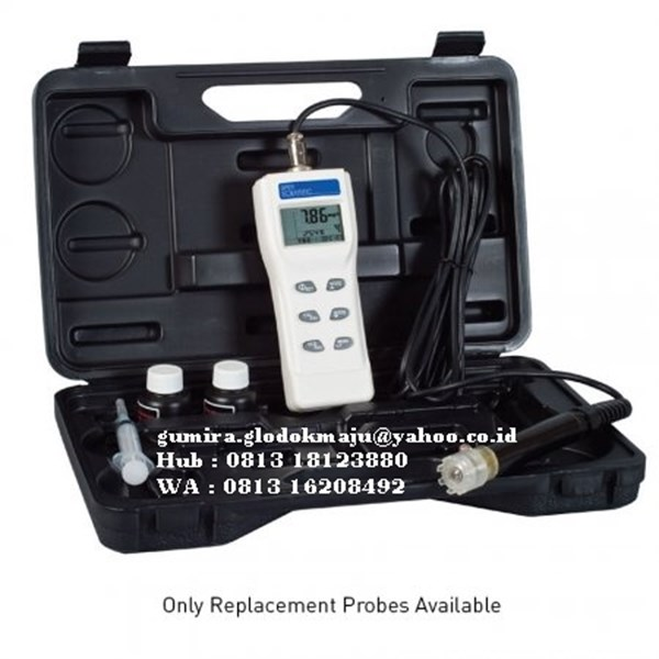 DO Probe and Ph Probe Only for DO Meter Kit 850048