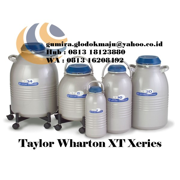 JUAL Container Taylor Wharton XT Series  10 liter
