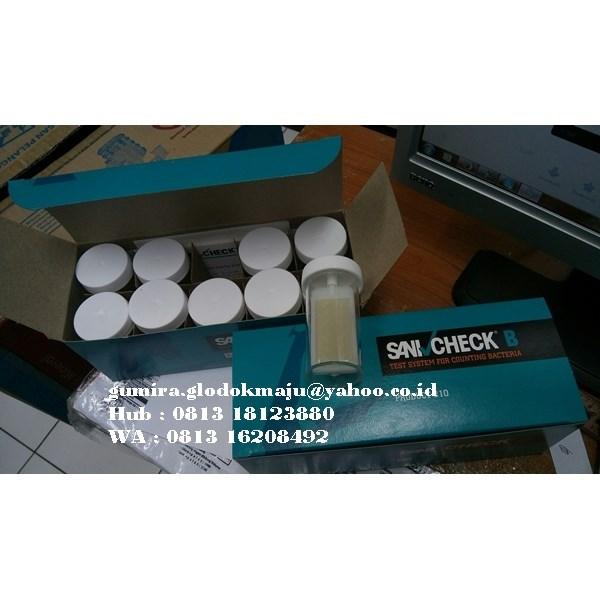 Sani Check B Test Kit Alat Laboratorium Umum
