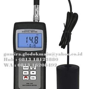 Alat Ukur Warna Whiteness Meter WM-106