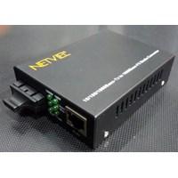 Jual Netviel Media Converter NVL-MC-MM100-SC