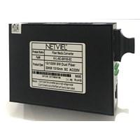 Jual Netviel Media Converter NVL-MC-SM100-SC 2
