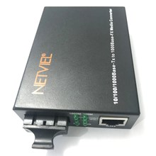Netviel Media Converter NVL-MC-MM1G-SC