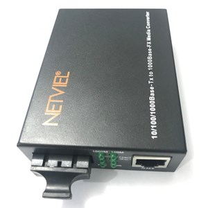 Netviel Media Converter NVL-MC-MM1G-SC
