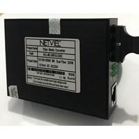 Jual Netviel Media Converter NVL-MC-SM1G-20SC 2