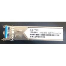Netviel SFP Module NVL-SFP-SM-1G-80V1