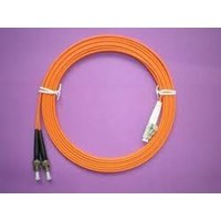 NETVIEL Patch Cord ST-LC Duplex Multimode  1
