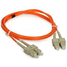 NETVIEL Patch Cord SC-SC Duplex Multimode
