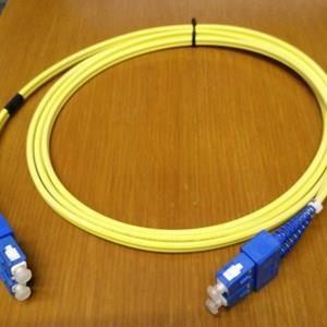 NETVIEL Patch Cord SC-SC Duplex Singlemode 9um-125um