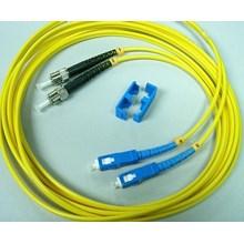 NETVIEL Patch Cord ST-SC Duplex Singlemode 9um-125um