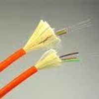 AMP Indoor Fiber Optic Distribution Cable 1