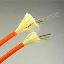 AMP Indoor Fiber Optic Distribution Cable