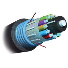 AMP FIBER OPTIC CABLE - Outside Plant Dielectric