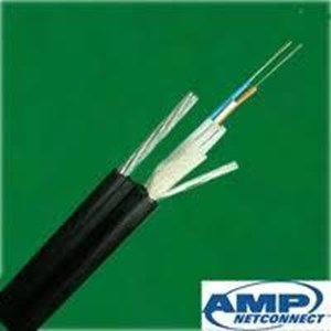 AMP Fiber Optic CABLE OUTDOOR Plant Armoured