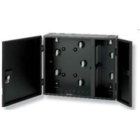 AMP FIBER OPTIC WALLMOUNT WMPE Double Sided-Double Door 1
