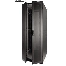 ABBA Closed Rack 19 2 Compartment Colocation 42U Depth 900mm
