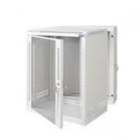 INDORACK WALLMOUNTED RACK 19 8U DEPTH 500MM DOUBLE DOOR