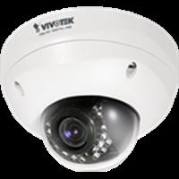 Vivotek IP Camera FD8335H Fixed Dome WDR 1