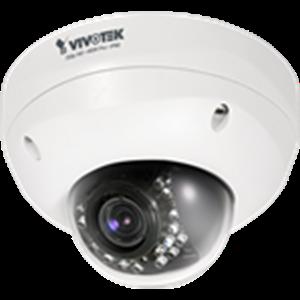 Dari Vivotek IP Camera FD8335H Fixed Dome WDR 0