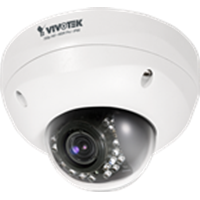 Vivotek Fixed Dome IP Camera FD8335H 1