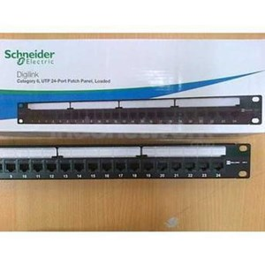 PATCH PANEL 24 Port Digilink By Schneider