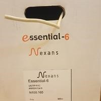 Nexans Essential-6 Cable N100.166 305m 1