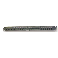 Nexans Essential-6 Patch Panel N424.610 24Port 1U 1