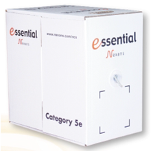 Nexans Essential Cable UTP PVC Cat5e