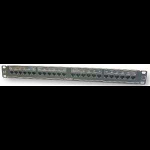 Nexans Essential Patch Panel N424.510 24 Port 1U
