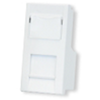 Nexans Essential-5 Low Profile Outlet Modules N424.520 1