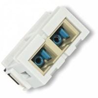 Nexans Fibre Optics Coupler Duplex SC N205.614 1