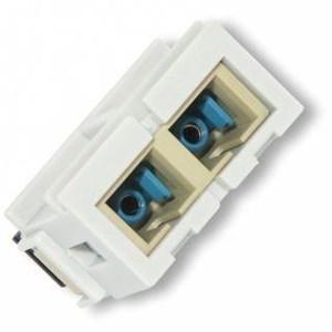 Nexans Fibre Optics Coupler Duplex SC N205.614