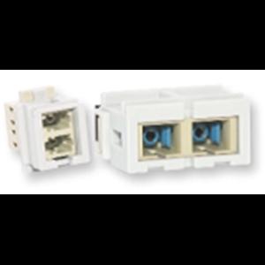 Nexans Fibre Optics Coupler Duplex LC N205.611