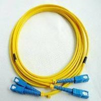 NETVIEL Patch Cord SCAPC-SCAPC Duplex Singlemode 9-125um 1