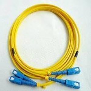 NETVIEL Patch Cord SCAPC-SCAPC Duplex Singlemode 9-125um