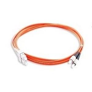 NETVIEL Patch Cord SC-FC Duplex MM OM3-OM4