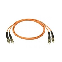 NETVIEL Patch Cord ST-ST Duplex MM OM3-OM4