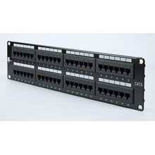 AMP PATCH PANEL LOADED