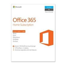 Microsoft Office 365 Home Premium (6GQ-00018)