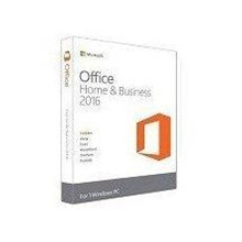 Microsoft Office Home And Business 2016 (T5D-02274)