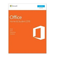 Microsoft Office Home And Student 2016 (79G-04363)